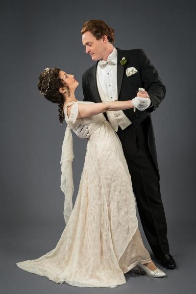 Pamela Brumley and Christopher Guilmet Photo