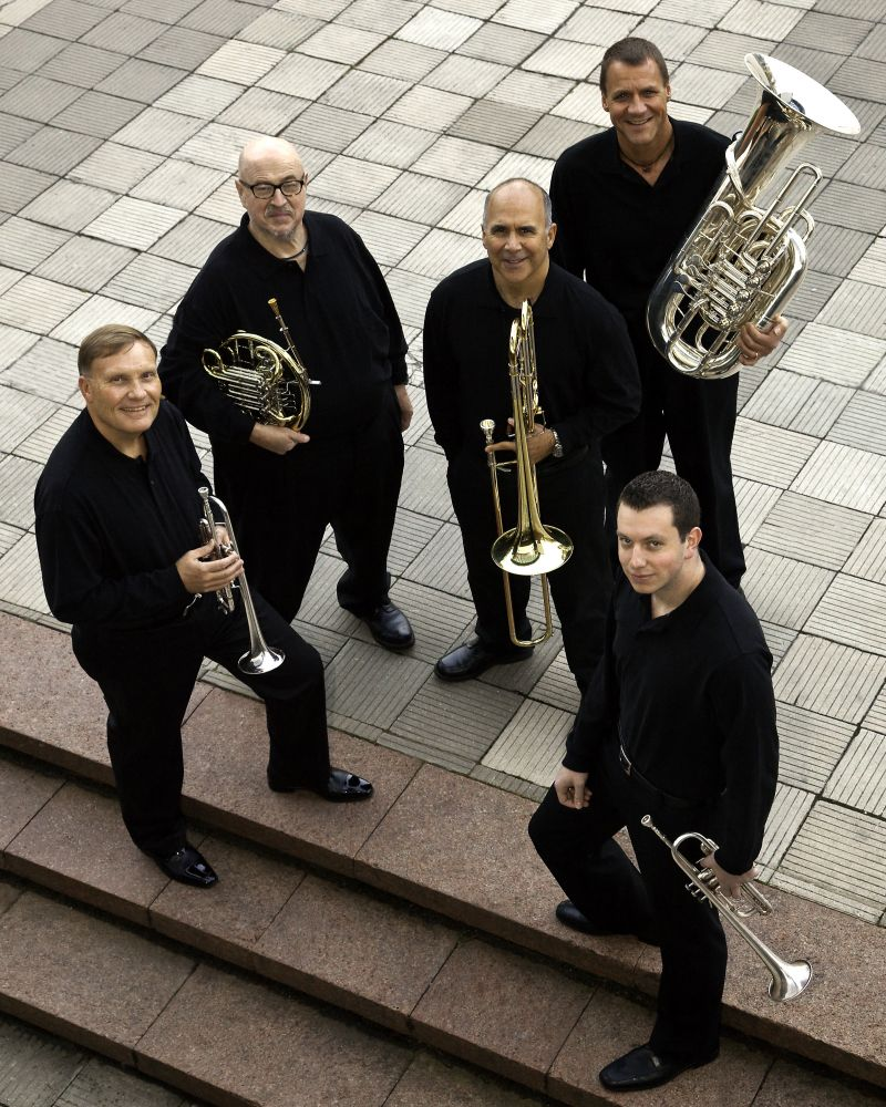 CD REVIEW: The Principal Brass - Debut CD 'New York'