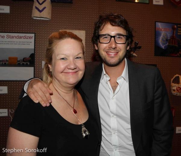 Suzanne Bowling & Josh Groban