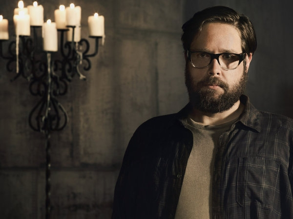 Zak Orth as Aaron Pittman Photo