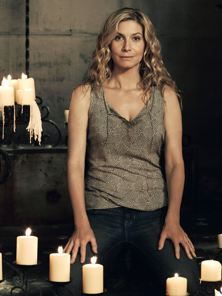 Elizabeth Mitchell as Rachel Matheson