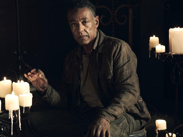 Giancarlo Esposito as Major Tom Neville