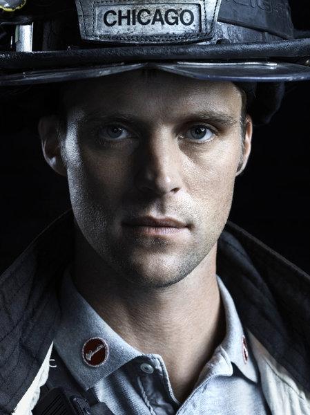 Jesse Spencer as Matthew Casey Photo
