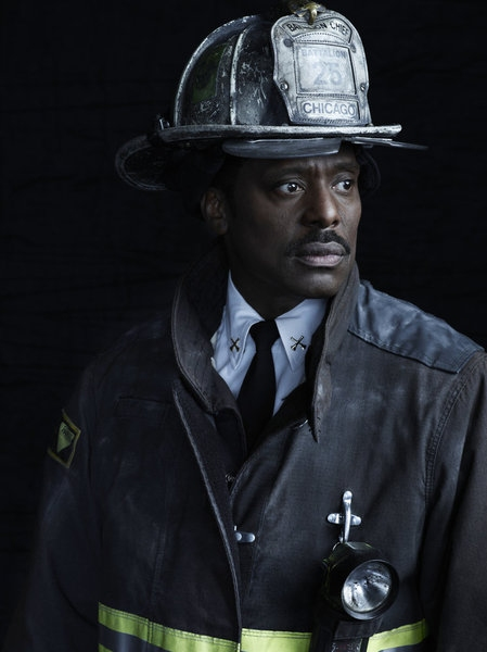 Eamonn Walker as Chief Wallace Boden