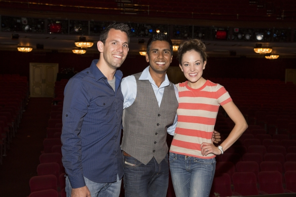 Photo Coverage: CINDERELLA Welcomes Romantic Marriage Proposal on Stage!