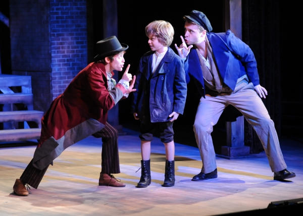 Photo Flash: Cincinnati Shakespeare Company's OLIVER TWIST, Opening Tomorrow