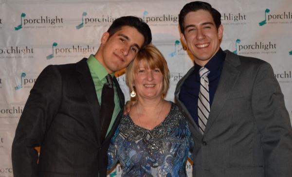 Alexander Aguilar, Jennifer Aguilar (mother), Adrian Aguilar