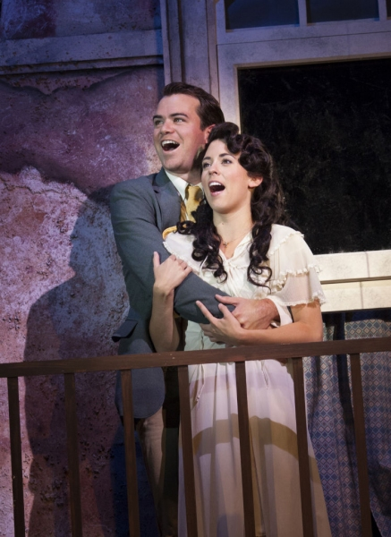 Photo Flash: First Look at Ross Lekites, Carly Evan Hughes and More in Ogunquit's WEST SIDE STORY