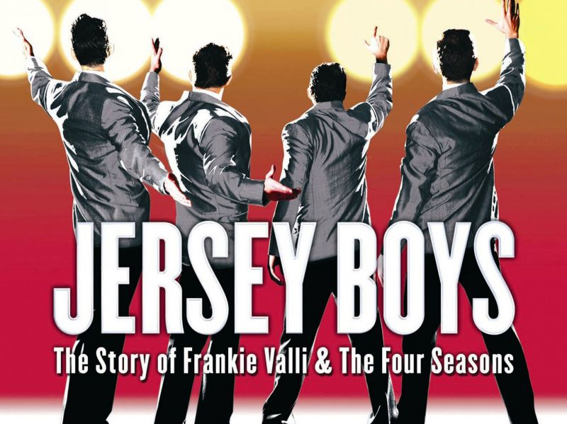 Frankie Valli Spotted On JERSEY BOYS Film Set; Stars Tweet