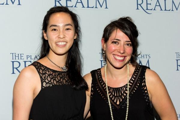 Lauren Yee, Rachel Chavkin Photo
