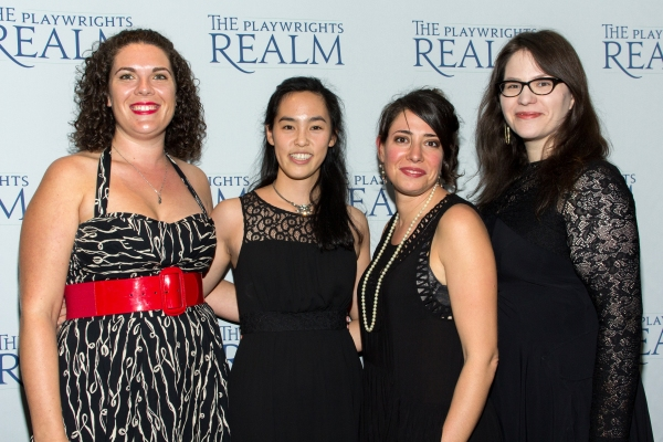 Renee Blinkwolt, Lauren Yee, Rachel Chavkin, Katherine Kovner Photo