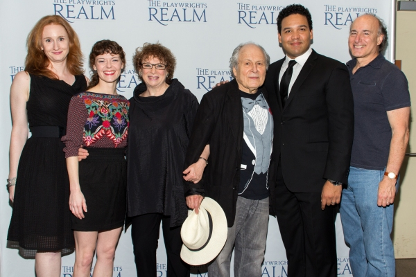 Megan Byrne, Stephanie Wright Thompson, Marcia Jean Kurtz, David Margulies, Frank Harts, Peter Friedman