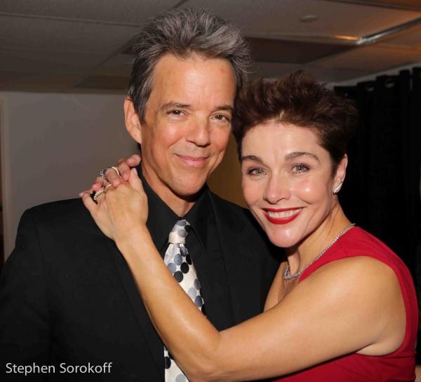 Dick Sarpola & Christine Andreas