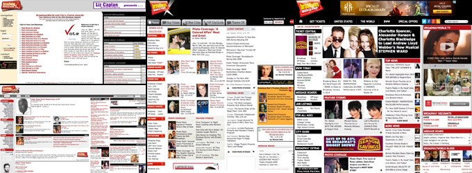 Welcome to the New BroadwayWorld.com!