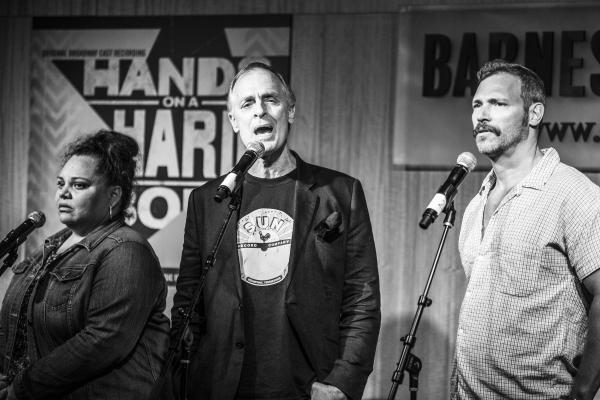 Keala Settle, Keith Carradine and Jim Newman