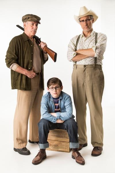 Mark Jacoby, Johnny Rabe, and Gregg Edelman Photo
