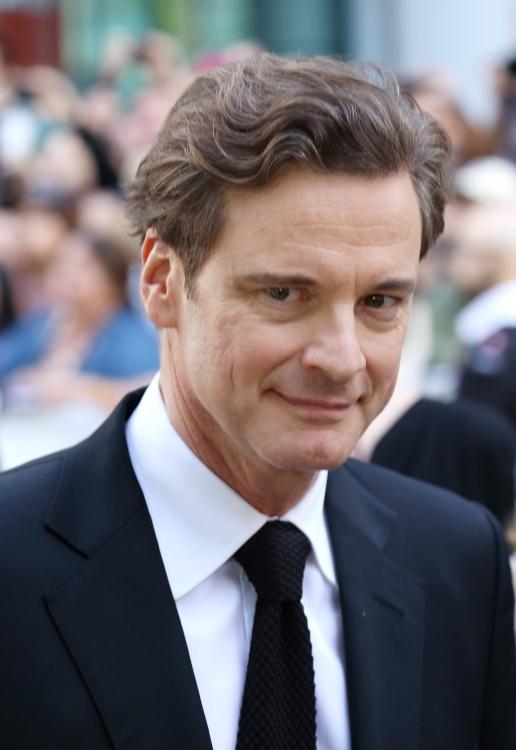 Colin Firth Hi-Res Pho...