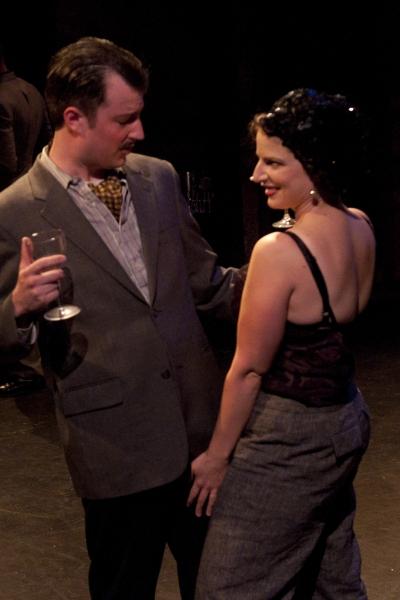 Matt Fulbright and Alyssa Keene