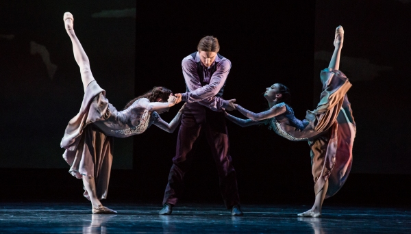 BWW Reviews: Houston Ballet's FOUR PREMIERES is a Celebration of Choreography