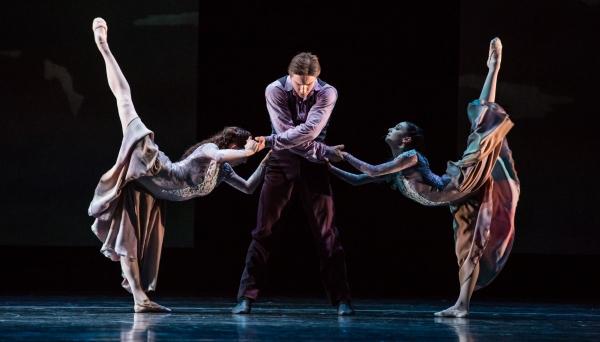 BWW Reviews: Houston Ballet's FOUR PREMIERES is a Celebration of Choreography