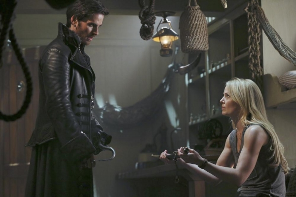 Photo Flash: First Look at ONCE UPON A TIME Season 3 Premiere