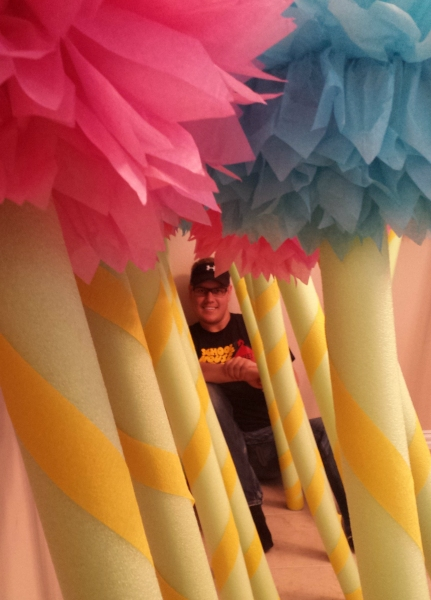 BWW Blog: Adam Brandner - Turning up the Spectacle: How to Dazzle on a Minimal Budget