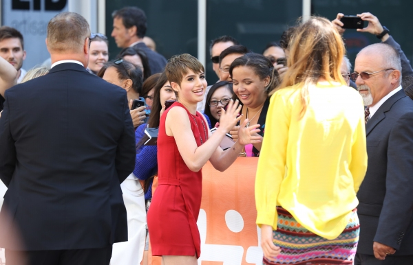 Sami Gayle and fans