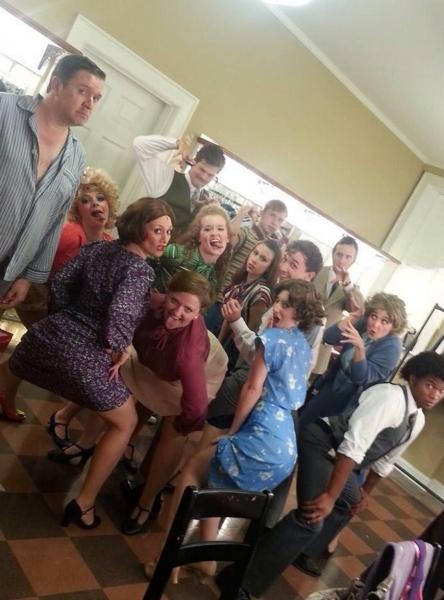 Photos: Saturday Intermission Pics, September 7 - Part 2 - EVITA National Tour Posts First SIP; Plus MATILDA's Jill Paice, Laura Osnes & More!