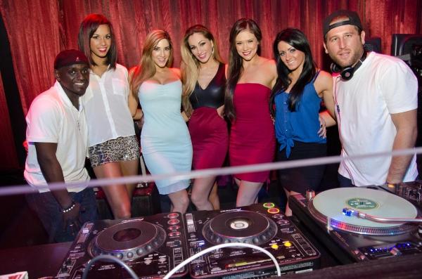 Sean E. Cooper, Cast of FANTASY, Jaime Lynch, DJ Wellman Photo