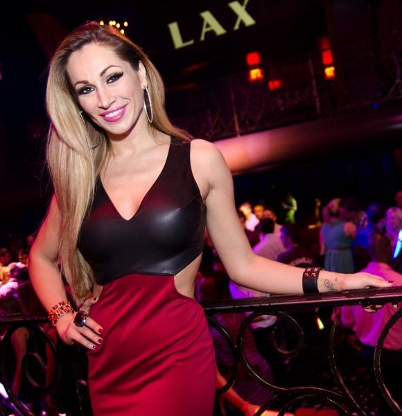 Photo Flash: Cast of FANTASY & Jaime Lynch Attend 'FANTASY Fridays' at LAX Nightclub, 9/6