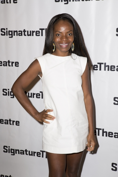 Photo Coverage: Inside Opening Night of Signature Theatre's STOP. RESET.