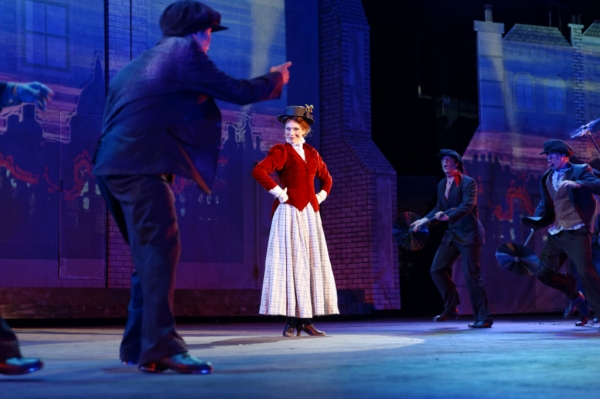 Photo Flash First Look At Gail Bennett And More In Mary