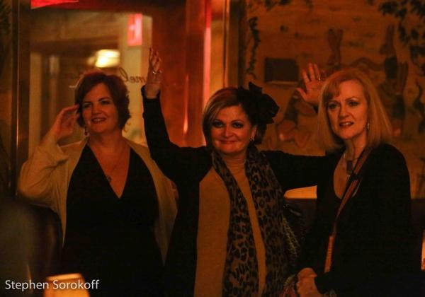 Jane Blass, Faith Prince, Mary Callahan