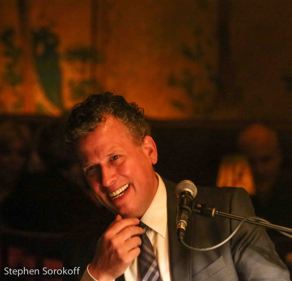 Photo Coverage: Billy Stritch & Jim Caruso Play Bemelmans Bar