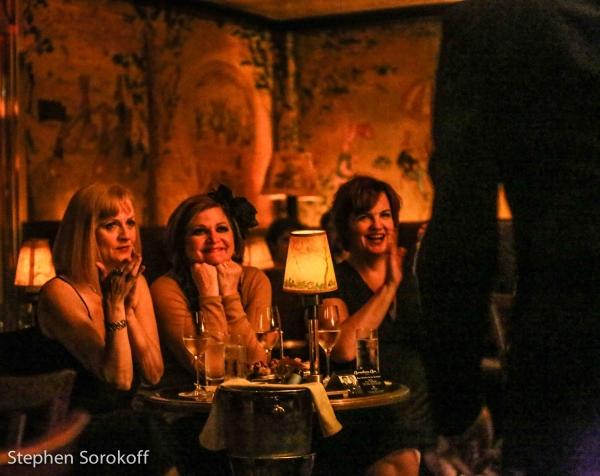 Mary Callahan, Faith Prince, Jane Blass