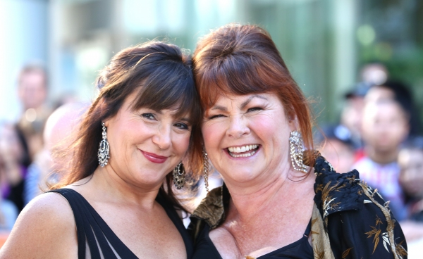 Cathy Jones and Mary Walsh