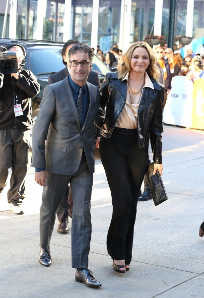 Don McKellar and Kim Cattrall
