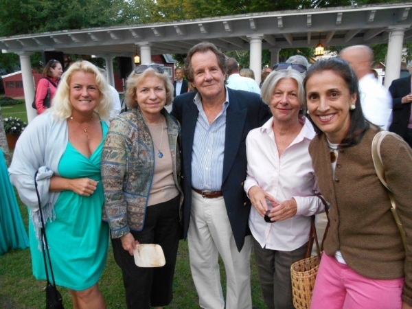 Lynda Packard, Andrea Ingalls, Davis Gaffga, Valerie Harte, Susan Madonia