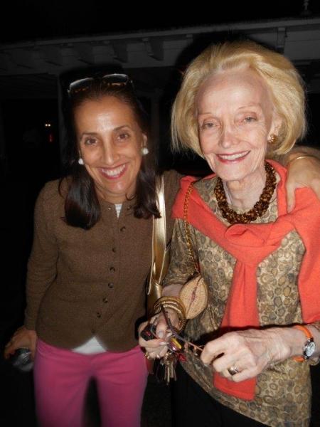 Susan Madonia and mother Ann Madonia