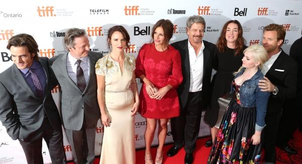 Dermot Mulroney, Chris Cooper, Juliette Lewis, Julia Roberts, John Wells, Julianne Nicholson, Abigail Breslin and  Ewan McGregor