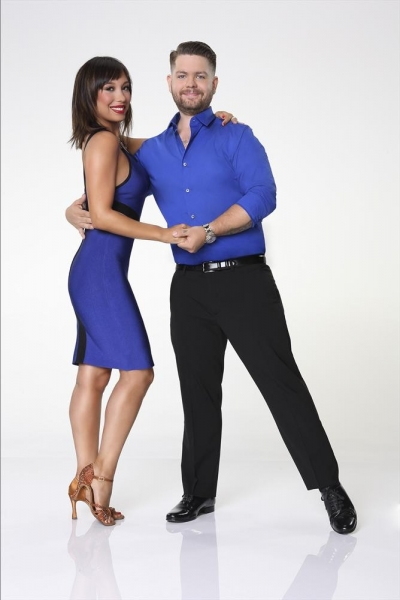 Jack Osbourne partners with Cheryl Burke