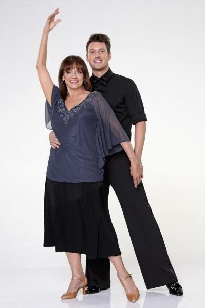 Valerie Harper partners with Tristan Macmanus