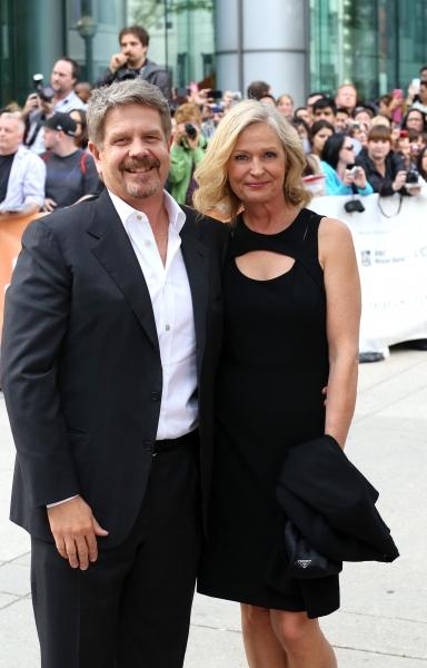 John Wells and wife Marilyn