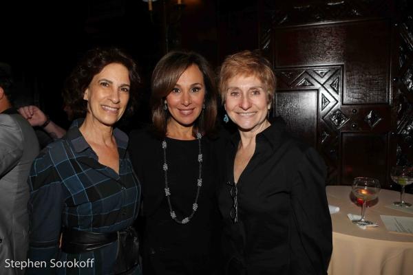 Gale Epstein, Rosanna Scotto, Lida Orzeck Photo