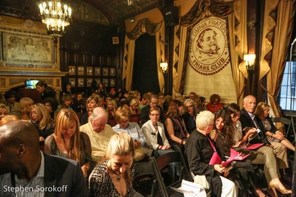 Milton Berle Room  Friars Club