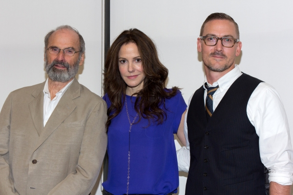 Daniel Sullivan, Mary-Louise Parker, Sharr White
