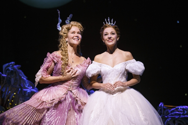 Photo Flash: First Look at Rebecca Luker as 'The Fairy Godmother' in Broadway's CINDERELLA!