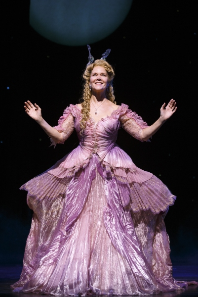 Photo Flash First Look At Rebecca Luker As The Fairy