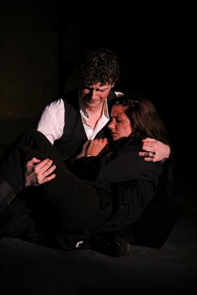 Brian Giebler and Danielle Barnum