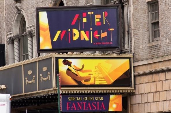 AFTER MIDNIGHT- Brooks Atkinson Theatre. Photo Credit: Jennifer Broski